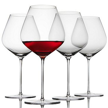 Fusion Air Pinot Noir Wine Glasses