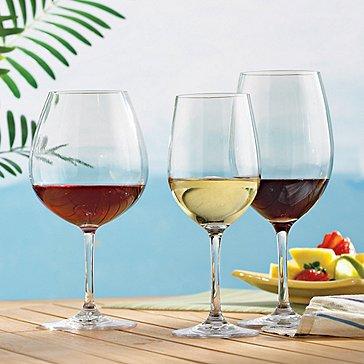 Indoor/Outdoor Chardonnay Wine Glasses