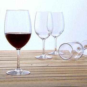 Indoor/Outdoor Cabernet/Merlot Wine Glasses
