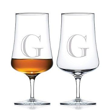 Personalized ZENOLOGY Whiskey Glass