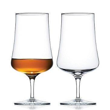 ZENOLOGY Whiskey Glasses