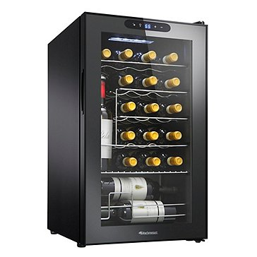 Wine Enthusiast 24-Bottle Wine Cooler