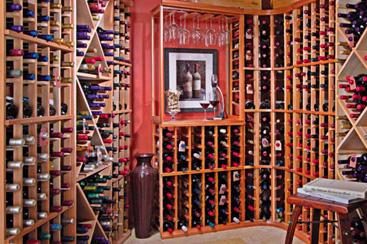 Custome Wine Cellar