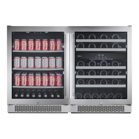 Multi-beverage Cooler