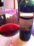 Fine Merlot Wine