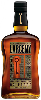 Best Wheated Bourbons - Larceny
