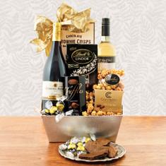 Wine Fruit Gift Baskets Celebrate Wine
