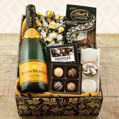 Wine Fruit Gift Baskets