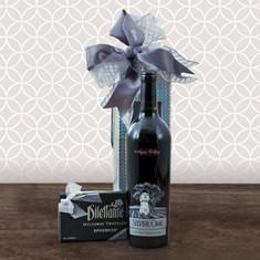 Wine Fruit Gift Baskets Silver Oak Napa Cab Sauv