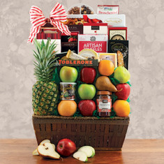 Wine Fruit Gift Baskets Sutton Place
